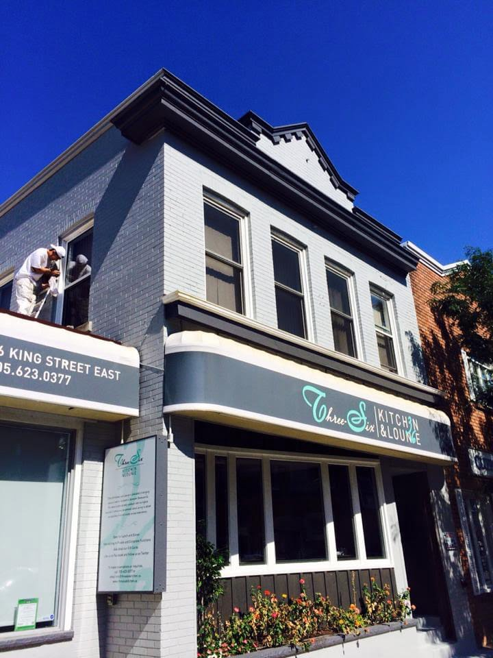 Commercial Painting Toronto