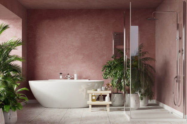 What Is The Best Paint Colour For A Small Bathroom?