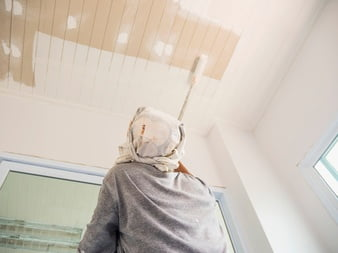 5 Tips for Painting a Ceiling